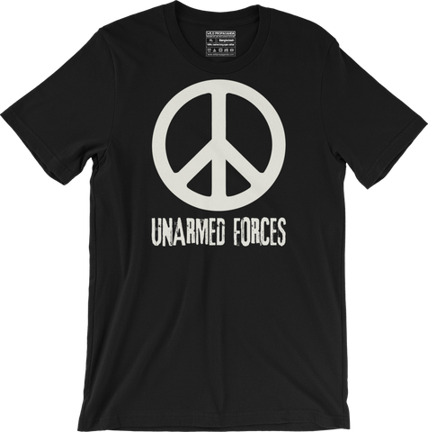 Unarmed Forces - Men's/Unisex T-shirt