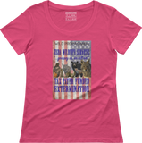 USDA Wildlife Services - Women's scoop neck T-shirt