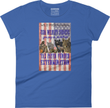 USDA Wildlife Services - Women's crew neck T-shirt