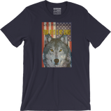 Wolf - Your myth is my demise - Men's/Unisex T-shirt