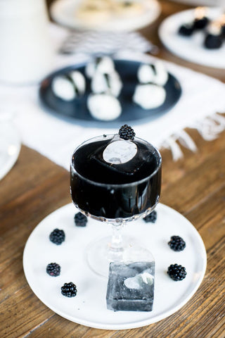 Total Eclipse of the Sun Themed Party! Recipes & Thoughts on this Extra Celestial Event...