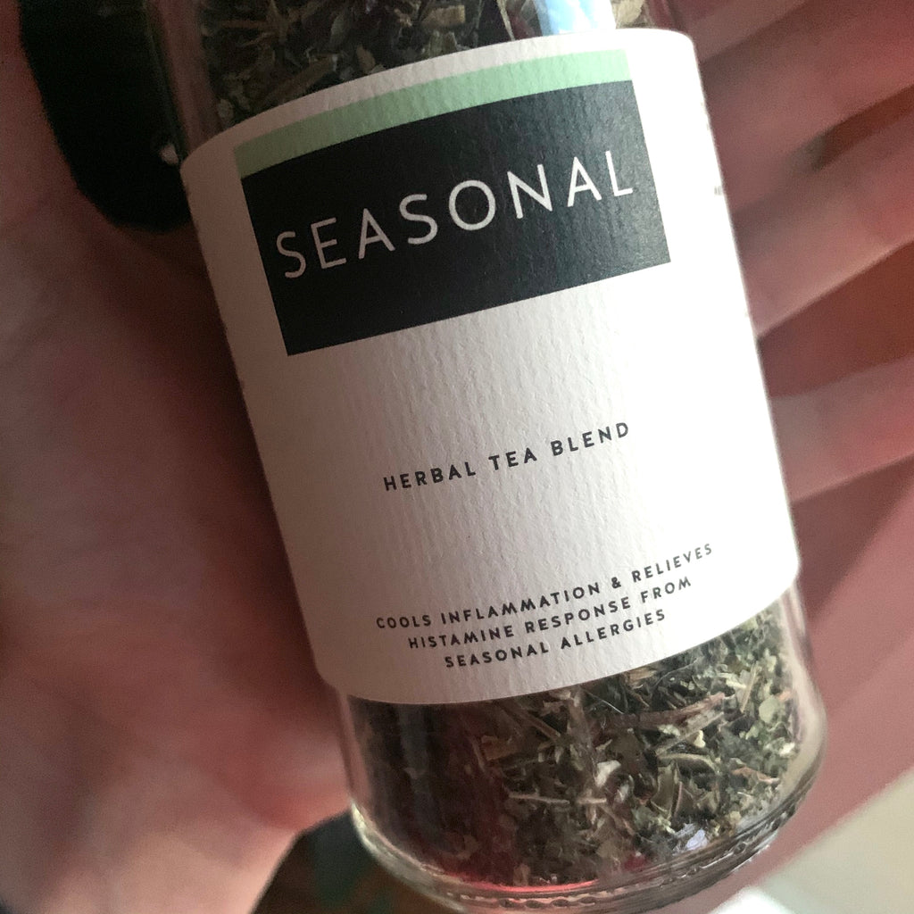 SEASONAL: Herbal Tea Blend for Allergy Season