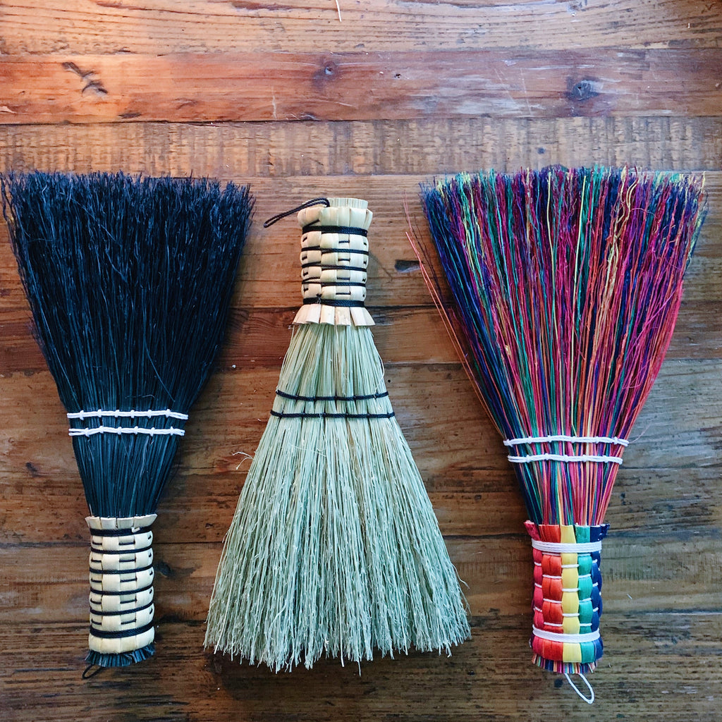 Handmade Whisk Broom
