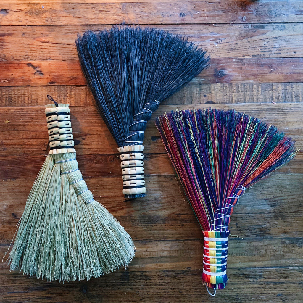 Handmade Winged Broom