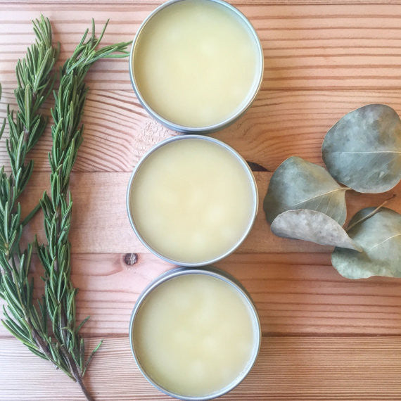 Breathe Balm: Chest Rub to Relieve Congestion