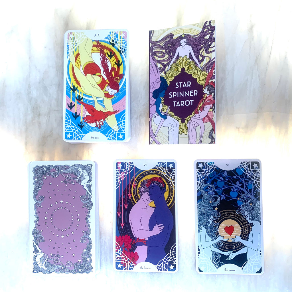 Star Spinner Tarot Deck