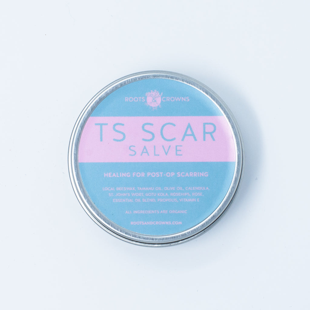 T.S. Scar Salve: For Post-Op Healing