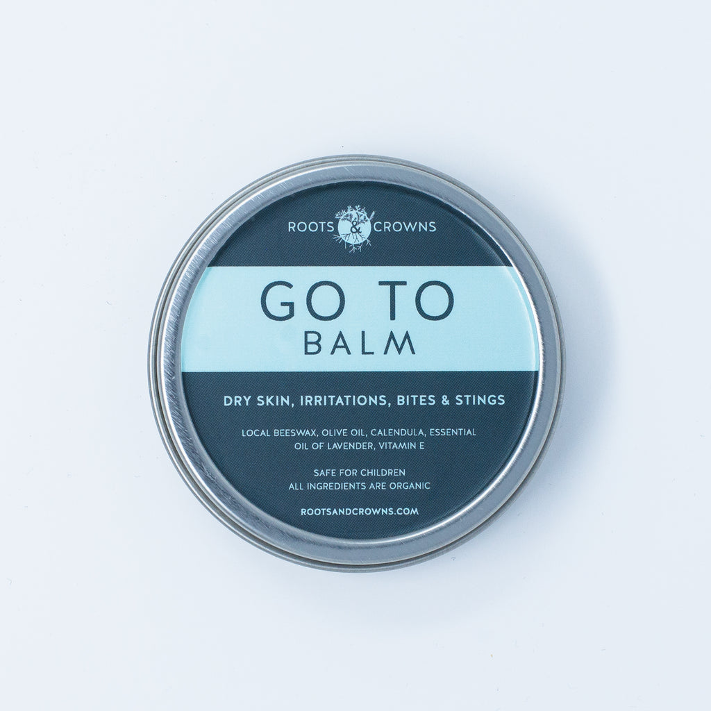 Go-To Balm: An Everyday Healing Salve