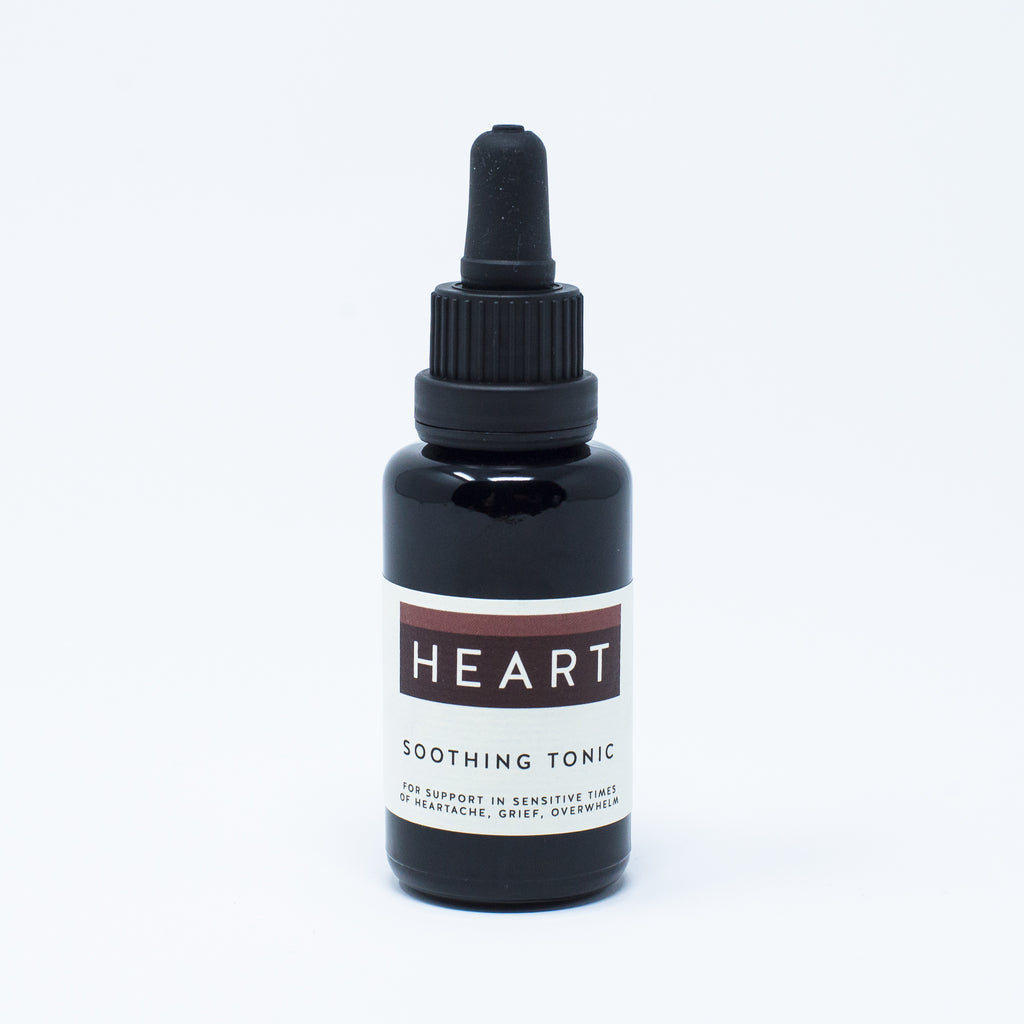Heart Tonic: Tincture Blend to Support the Heart