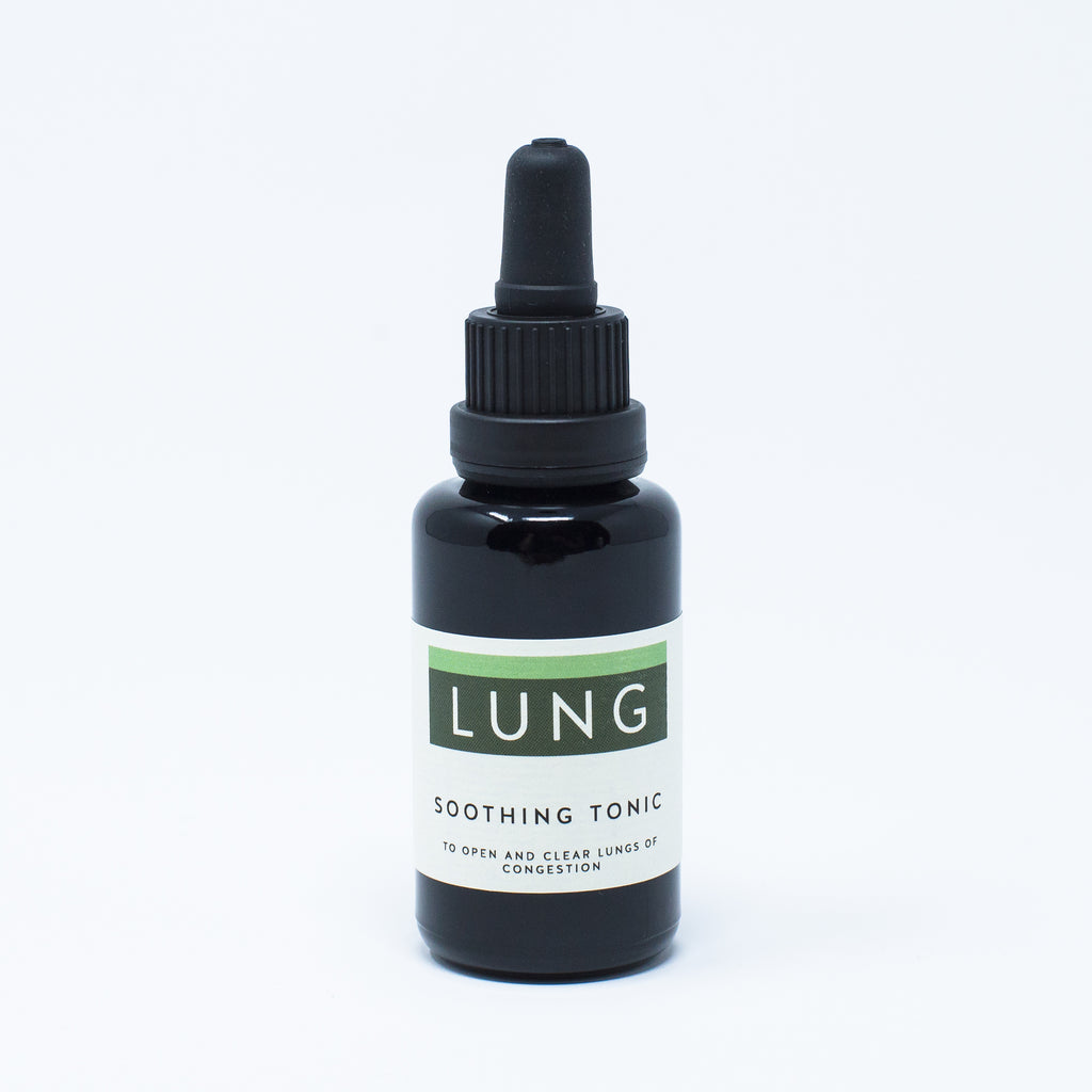 Lung Tonic: Soothing Tincture