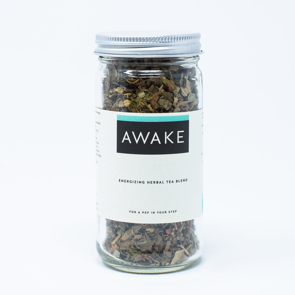 Awake: Energizing Herbal Tea Blend
