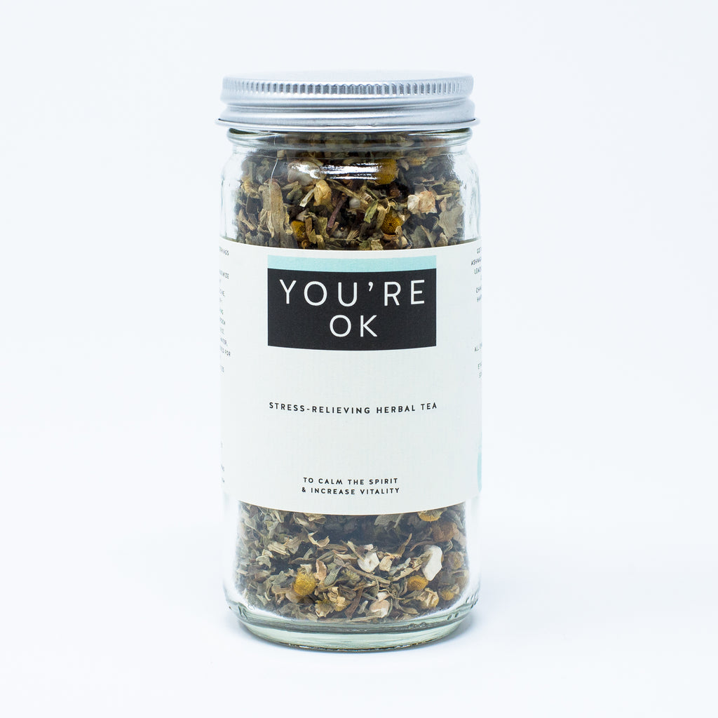 You're Ok: Herbal Tea Blend