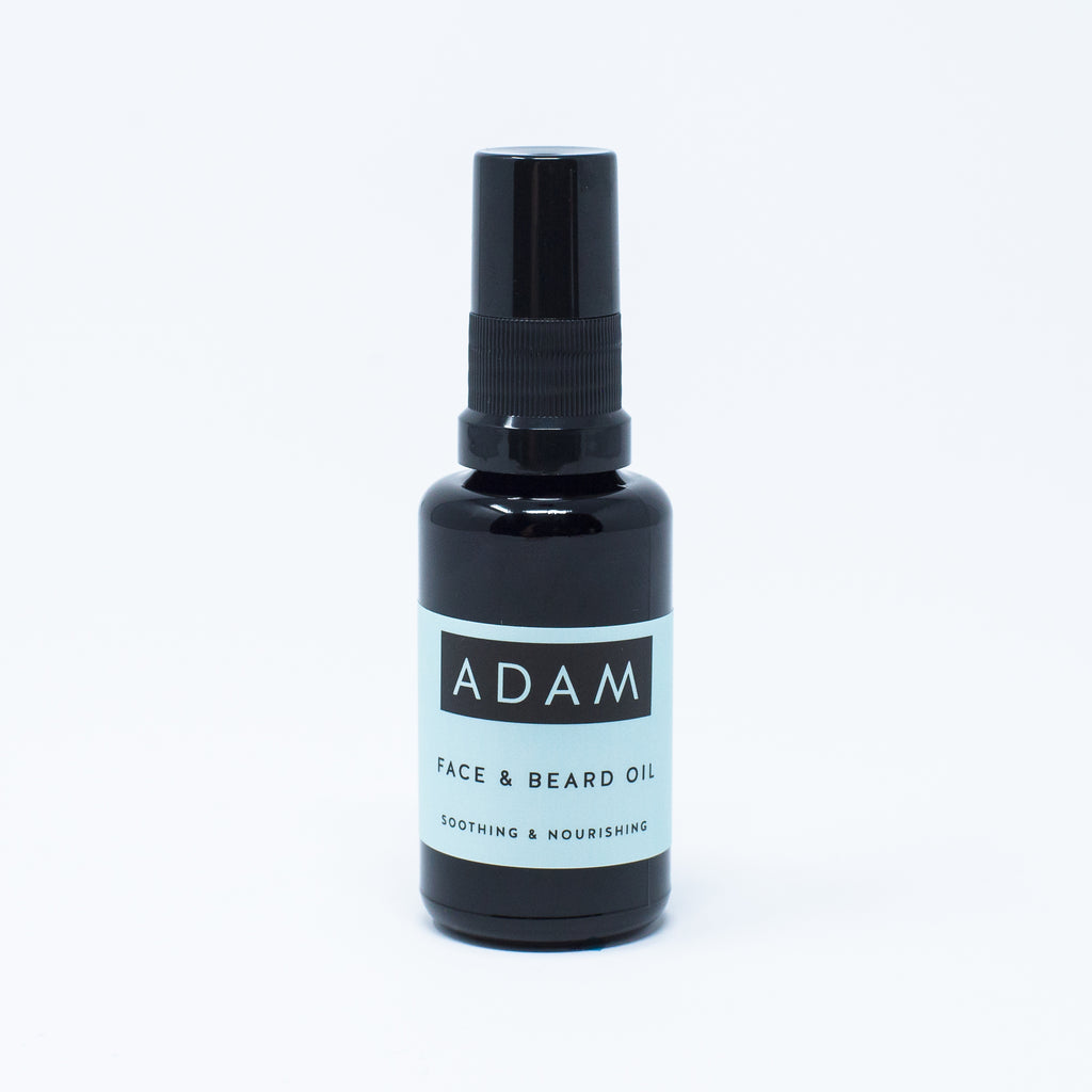 Adam's Oil: For a Beautiful Face and Beard