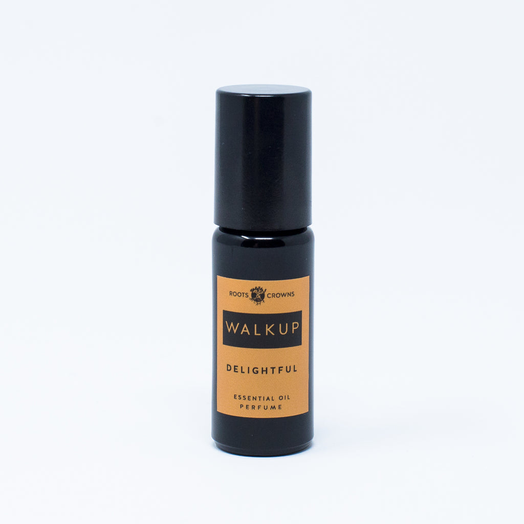 Walkup: Essential Oil Perfume Roller