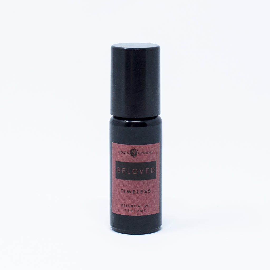 Beloved: Essential Oil Perfume Roller