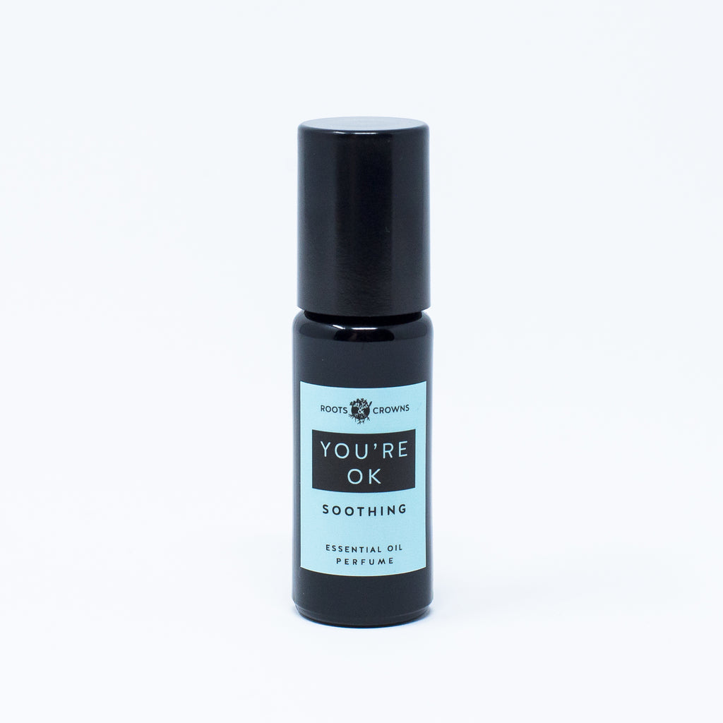 You're Ok: Essential Oil Perfume Roller