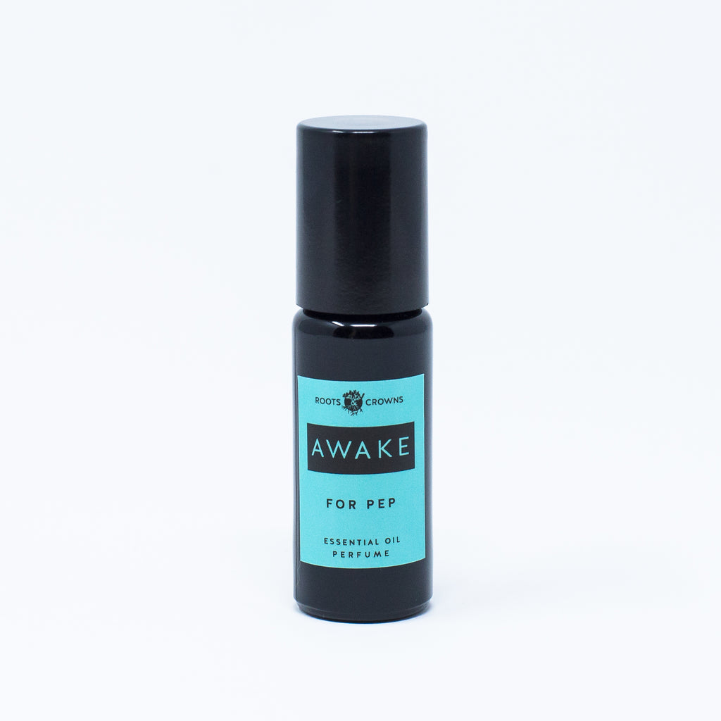 Awake: Essential Oil Perfume Roller