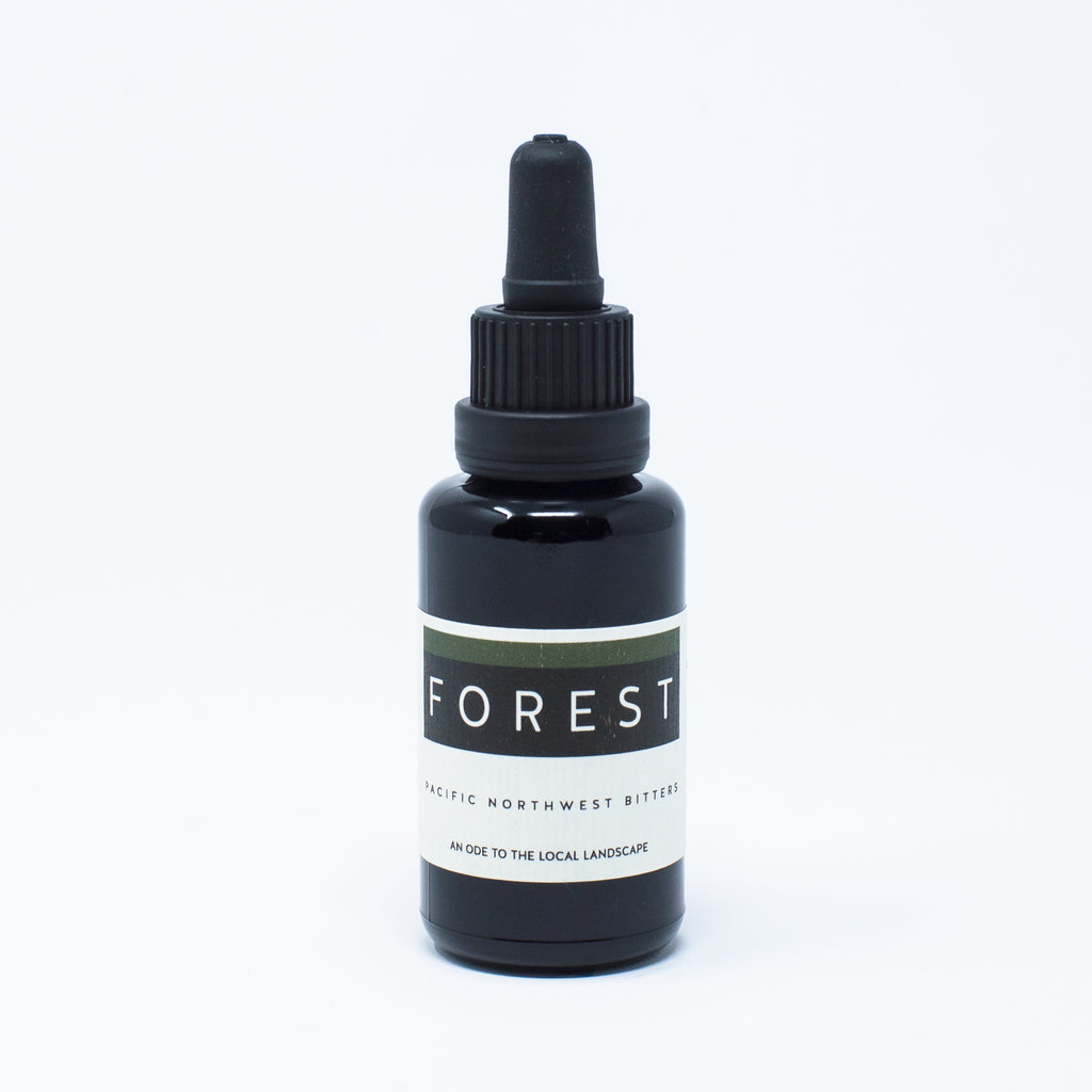 Forest Bitters: A Blend in Ode to the Forests of the Pacific Northwest