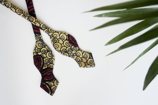 Kabaka African Bow Tie