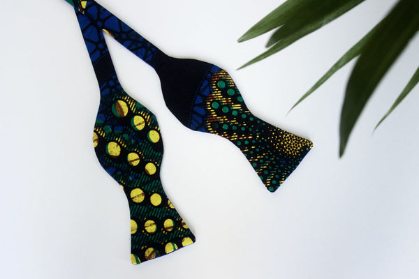 Gira African Bow Tie