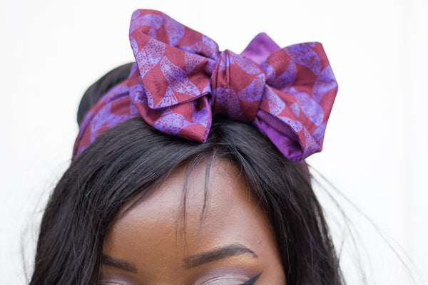 Kakobe Bow Headband
