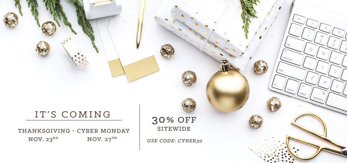 Reyn Paper Co CyberMonday Sale