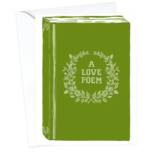 Love Poem Book