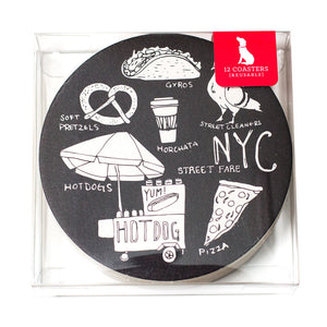 Peace and Joy Coaster Set