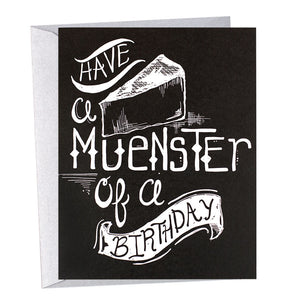 Birthday Muenster