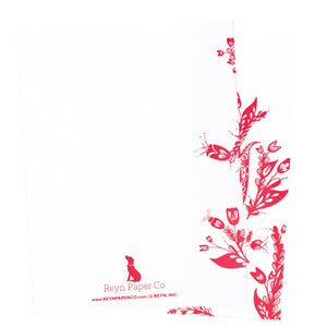 Dove Ornament Christmas Card