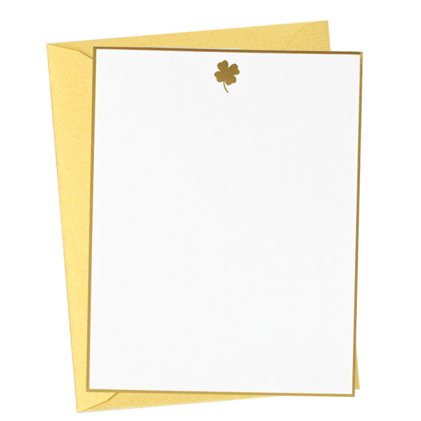 Clover Note Cards