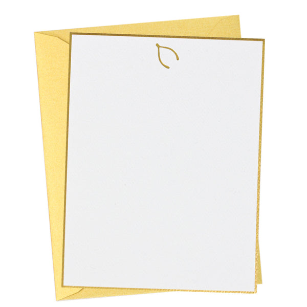 Wishbone Note Cards