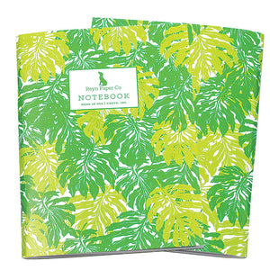 Monstera Deliciosa Jotter
