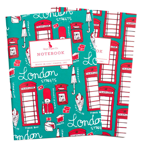 London Mini Jotter Set