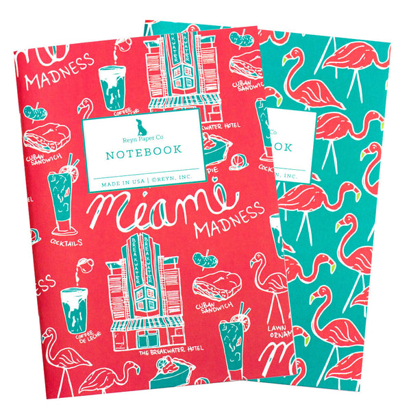 Miami Mini Jotter Set