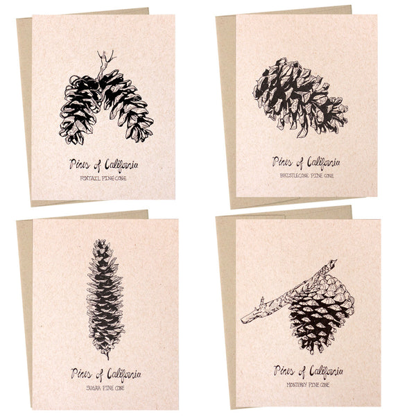 Pines of Cailfornia Collection