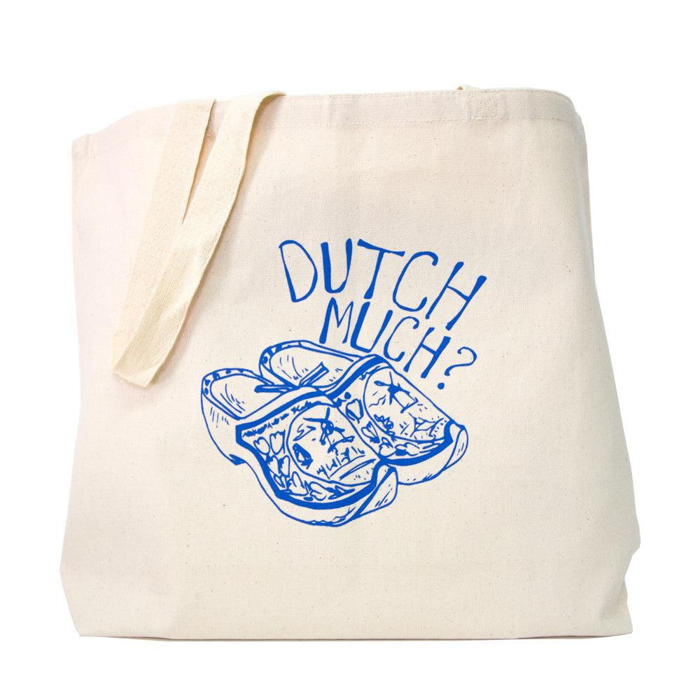 Dutch Much Tote