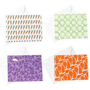 Veggie Pattern Collection
