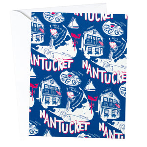 Nantucket Card