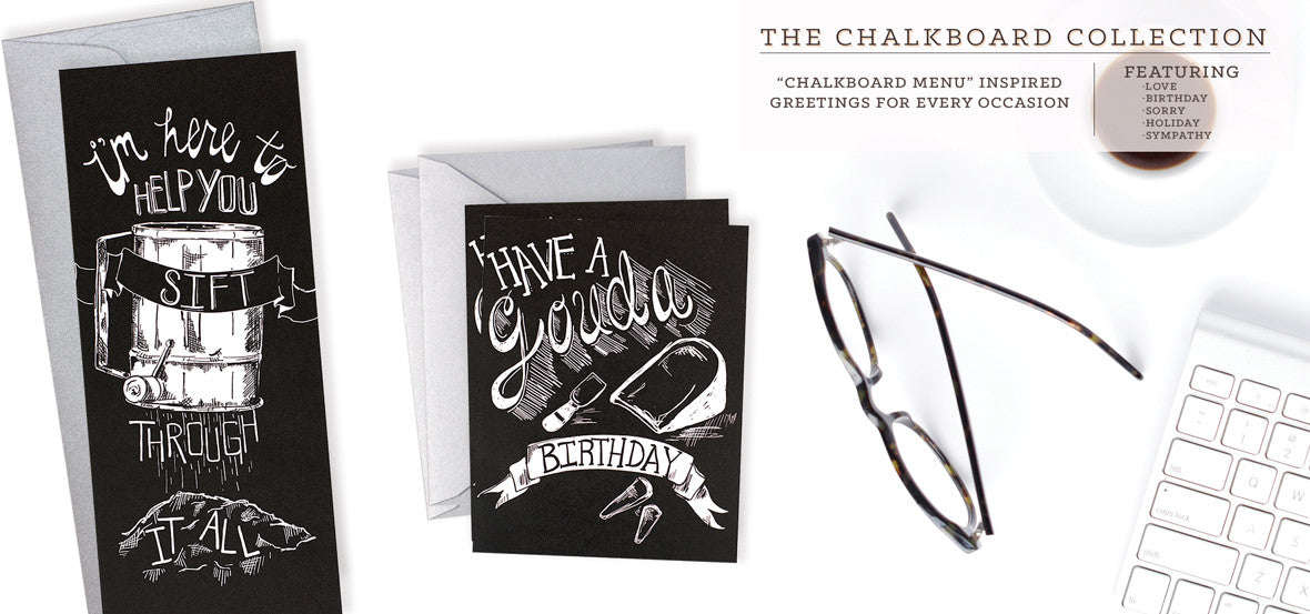 Shop Chalkboard Collection