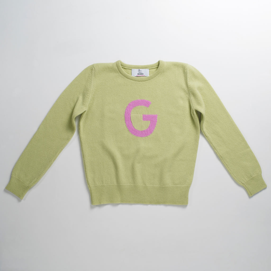 Archive - Alphabet G Knit