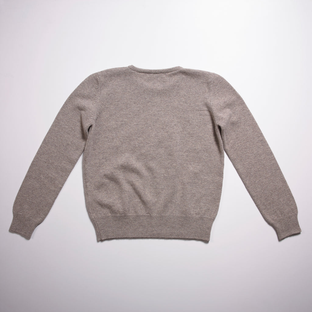 Archive - one off - Alphabet V Knit