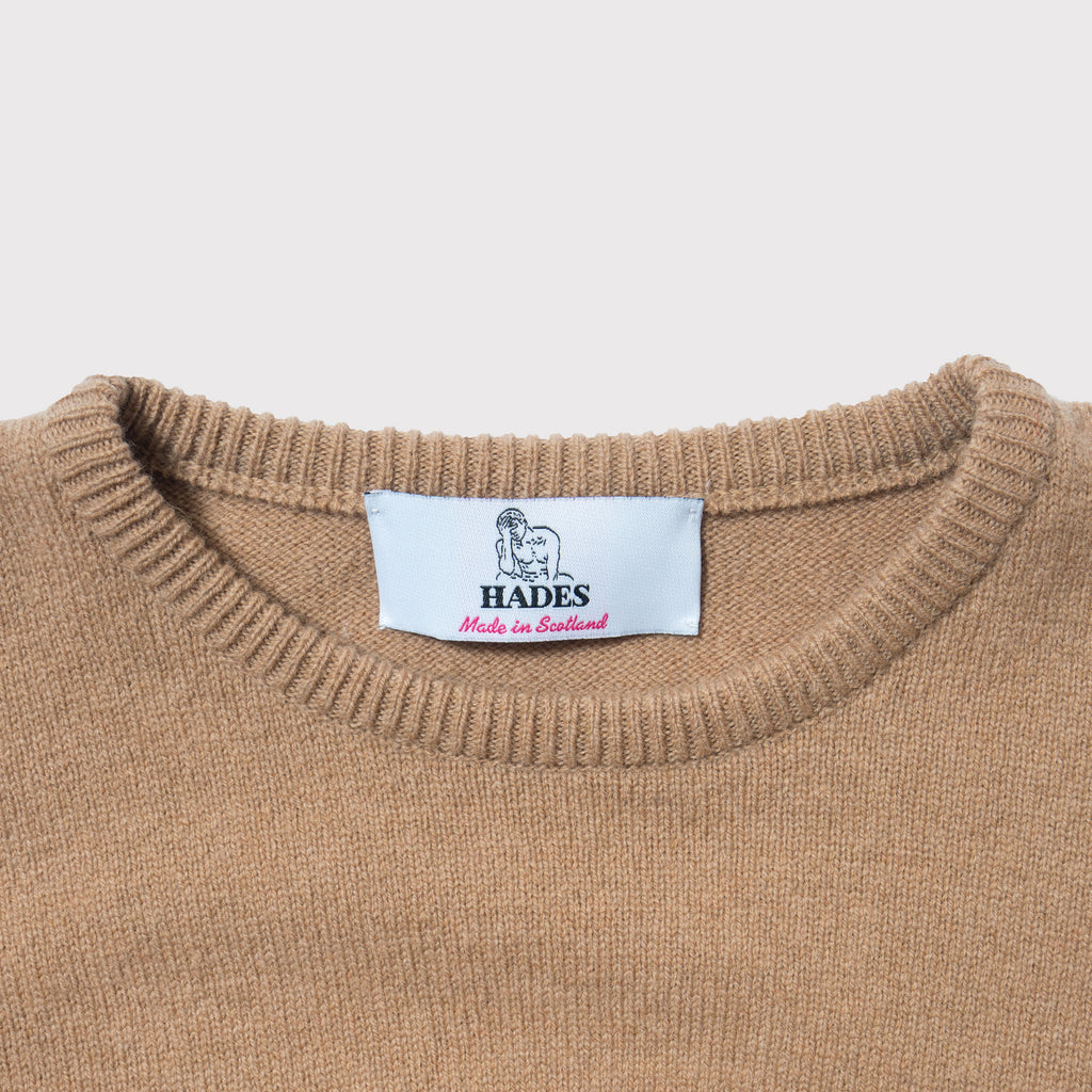 Archive - one off - Alphabet E Knit