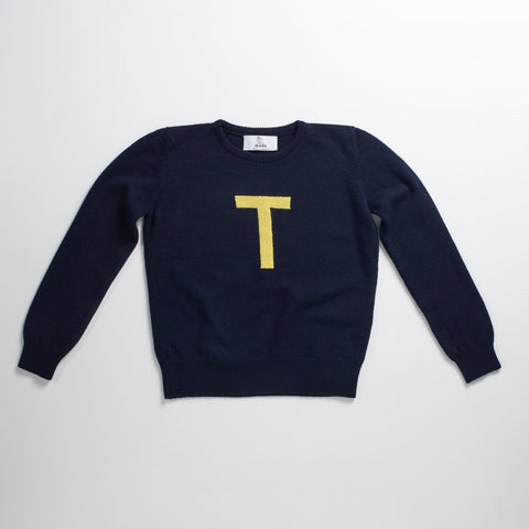 Archive - Alphabet T Knit
