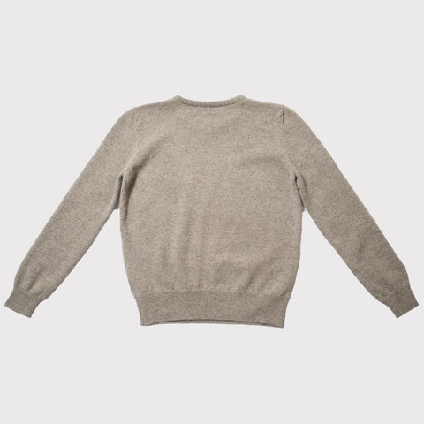 Alphabet W Knit- SOLD OUT