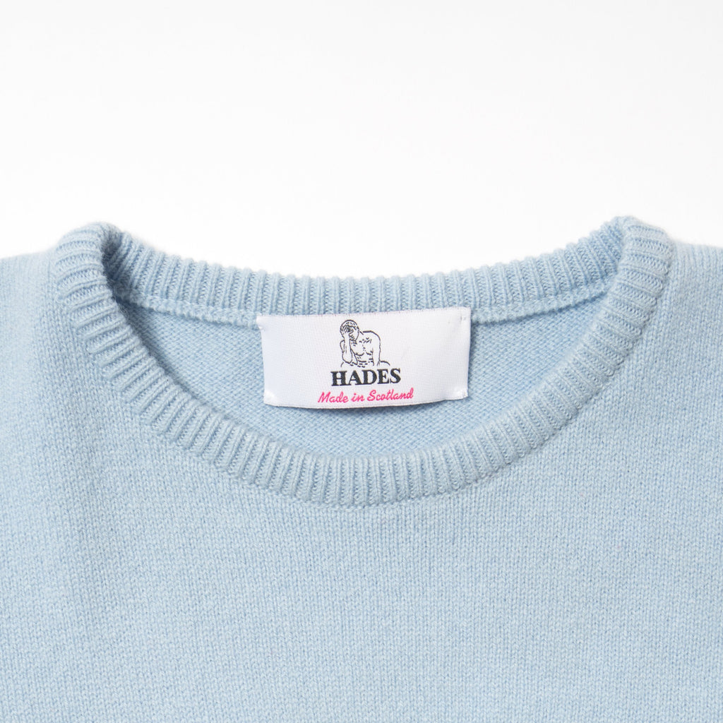 Archive - one off - Alphabet F Knit