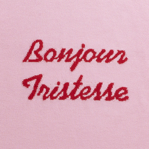 Bonjour Tristesse - Pink - SOLD OUT