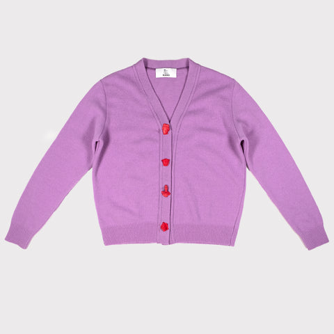 Carrington Cardigan | Lilac | Greek Mythology | L and XL Available