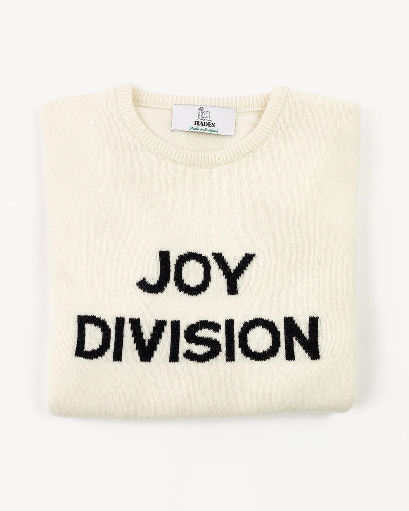 Joy Division | Ecru & Black | Men's