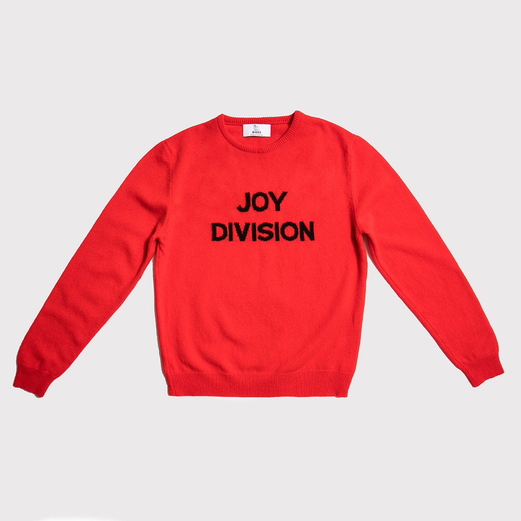 Joy Division | Red & Black | Men's